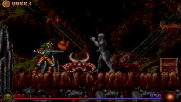 Alien Rampage Torrent Download