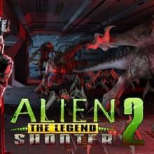 Alien Shooter 2 - The Legend (v1.0.2) Game Free Download
