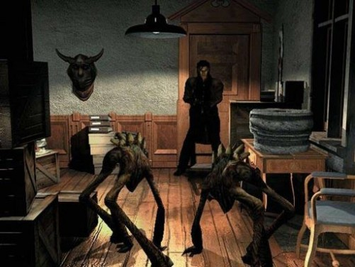 Alone in the Dark: The New Nightmare Torrent Download