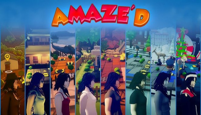 AmazeD 3D Free Download