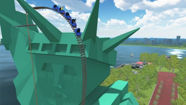 American VR Coasters Torrent Download