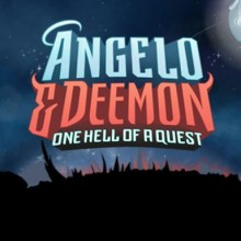 Angelo and Deemon: One Hell of a Quest Game Free Download