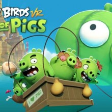 Angry Birds VR: Isle of Pigs Game Free Download