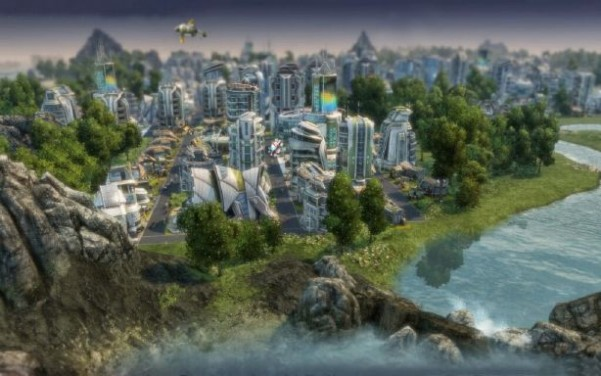 Anno 2070  PC Crack