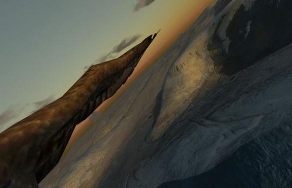 Aquila Bird Flight Simulator PC Crack
