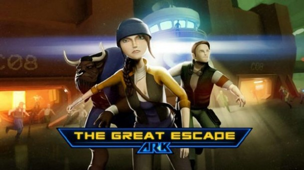 AR-K: The Great Escape Free Download