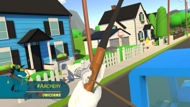 #Archery PC Crack