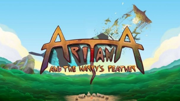 Aritana and the Harpy's Feather Free Download