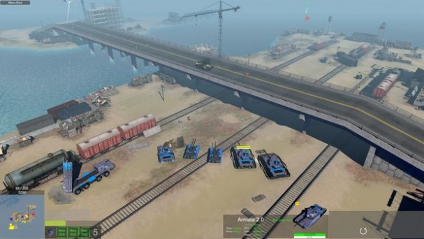 Armor Clash II [RTS] Torrent Download