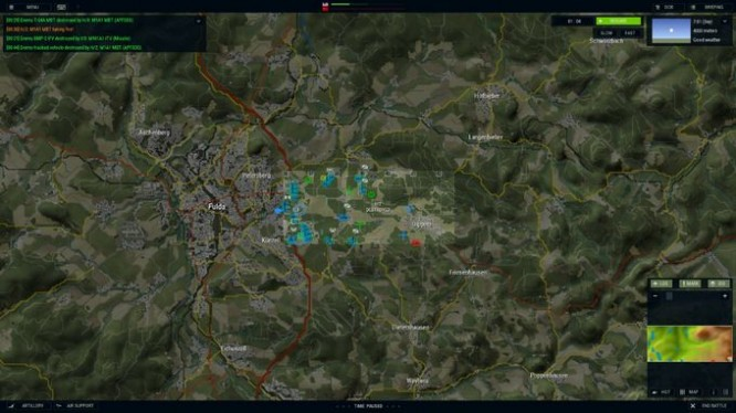 Armored Brigade Torrent Download