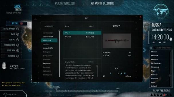 Arms Dealer PC Crack