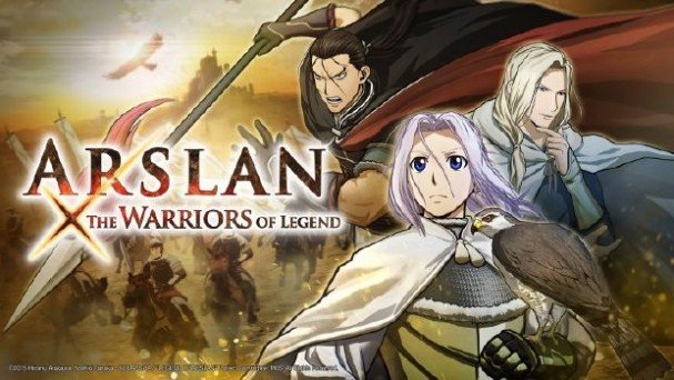 Arslan: The Warriors of Legend Free Download