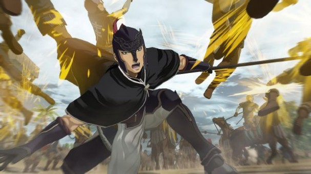 Arslan: The Warriors of Legend PC Crack