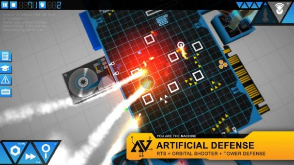 Artificial Defense PC Crack