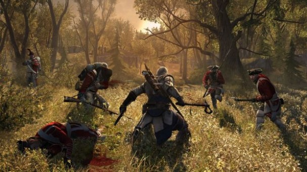 Assassin's Creed III PC Crack