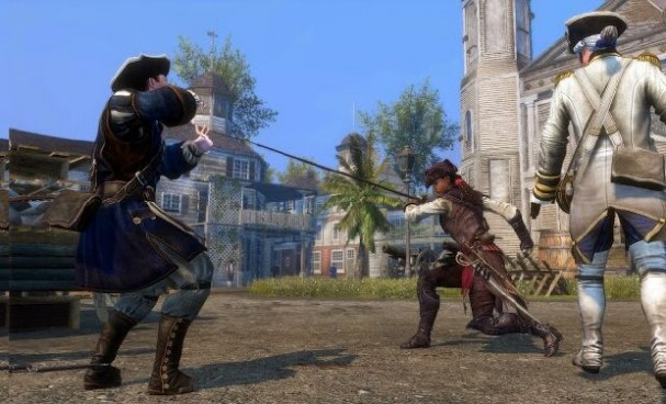 Assassin's Creed Liberation HD Torrent Download