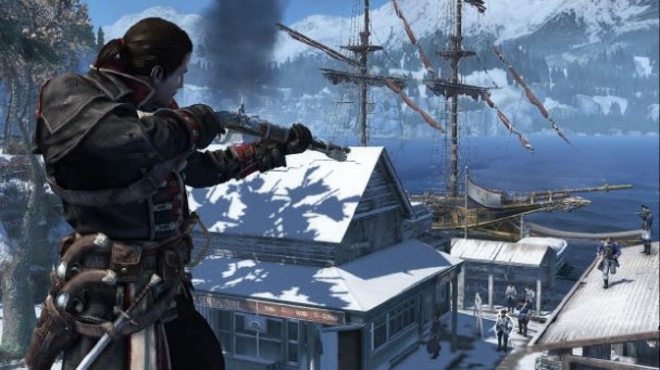 Assassin's Creed Rogue Torrent Download
