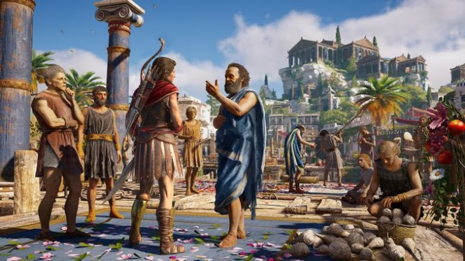 Assassin's Creed  Odyssey PC Crack