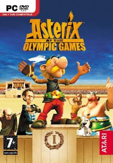 Asterix at the Olympic Games Free Download