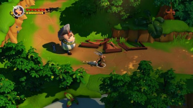 Asterix & Obelix XXL 3  - The Crystal Menhir Torrent Download