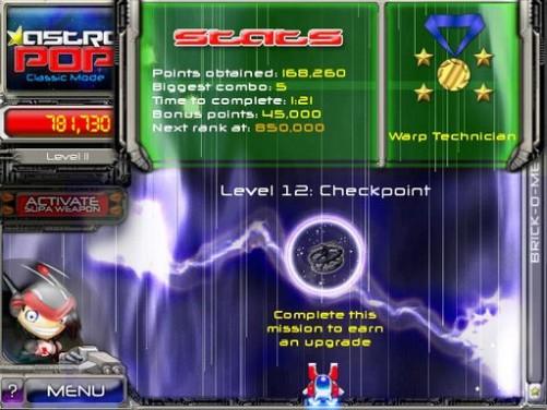AstroPop Deluxe PC Crack
