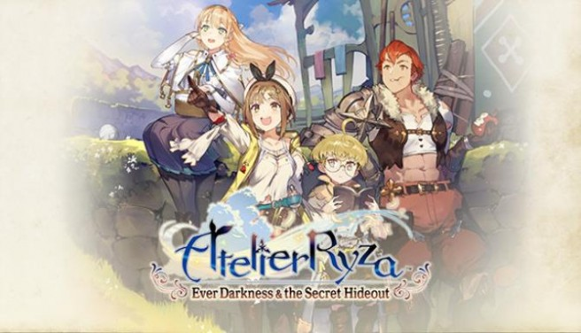 Atelier Ryza: Ever Darkness & the Secret Hideout Free Download