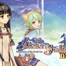 Atelier Shallie: Alchemists of the Dusk Sea DX Game Free Download