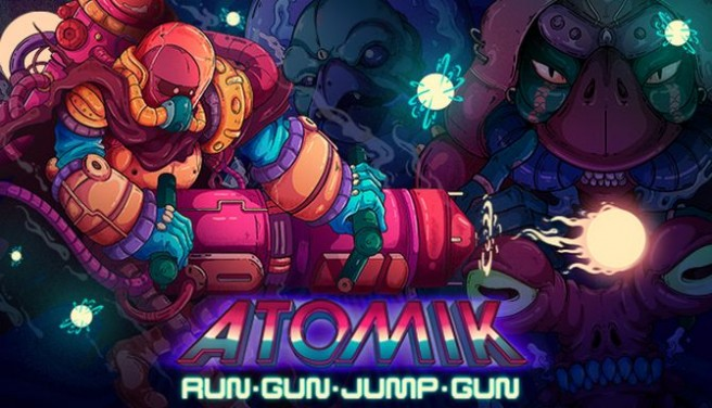Atomik: RunGunJumpGun Free Download