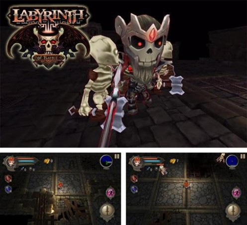 Image result for Attack of the Labyrinth game