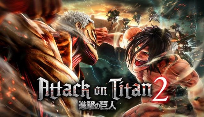 Attack on Titan 2 - A.O.T.2 - ?????? Free Download