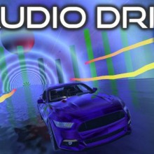 Audio Drive Neon Game Free Download