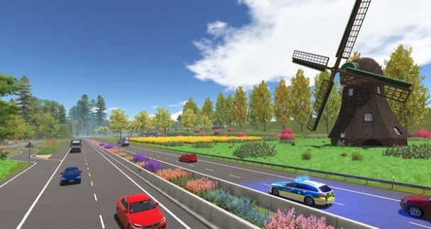 Autobahn Police Simulator 2 Torrent Download