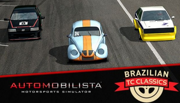 Automobilista - Brazilian Touring Car Classics Free Download