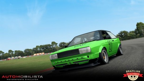 Automobilista - Brazilian Touring Car Classics PC Crack