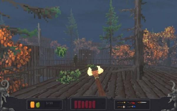 Autumn Night 3D Shooter PC Crack