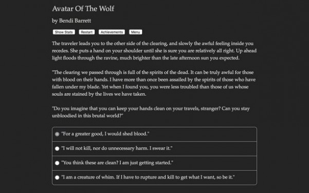 Avatar Of The Wolf PC Crack
