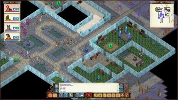 Avernum 3: Ruined World Torrent Download