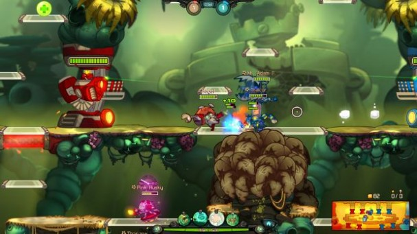 Awesomenauts: Overdrive Expansion Torrent Download