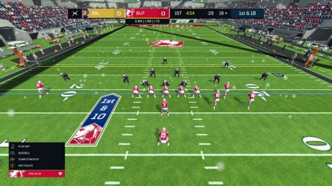 Axis Football 2018 PC Crack
