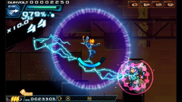 Azure Striker Gunvolt PC Crack
