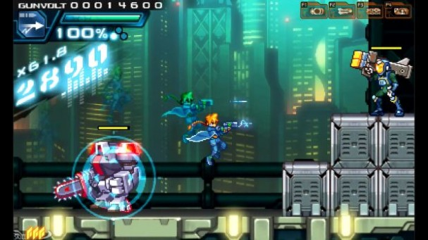 Azure Striker Gunvolt Torrent Download