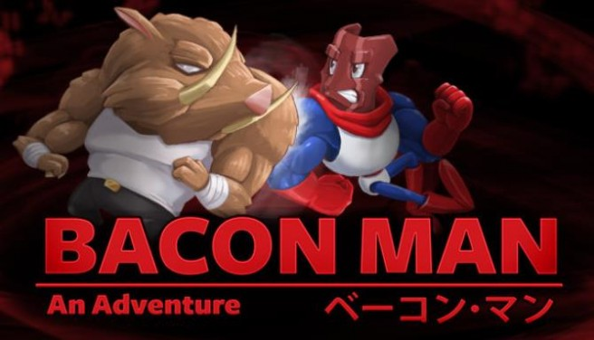 Bacon Man: An Adventure Free Download