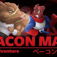 Bacon Man: An Adventure Game Free Download