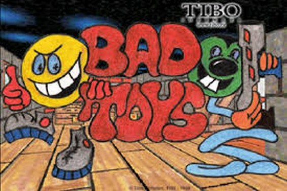 Bad Toys 3D Free Download