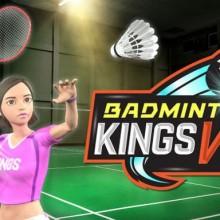 Badminton Kings VR Game Free Download