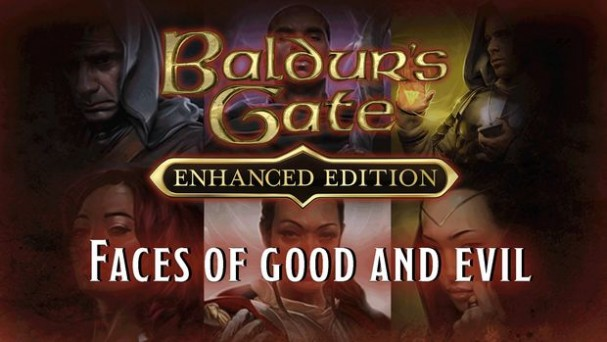 Baldur's Gate: Faces of Good and Evil Torrent Download