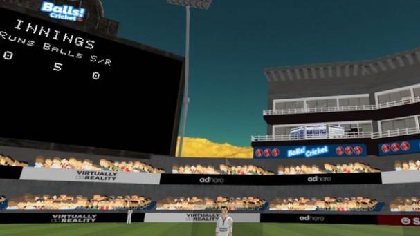 Balls! Virtual Reality Cricket PC Crack