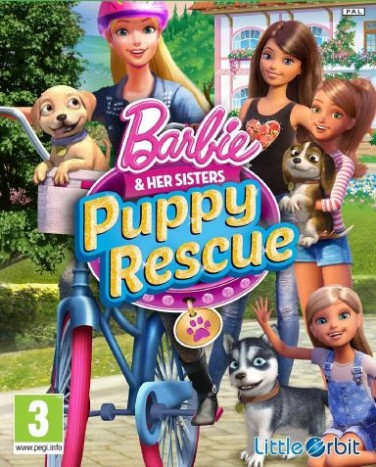 Barbie and Her Sisters Puppy Rescue Free Download