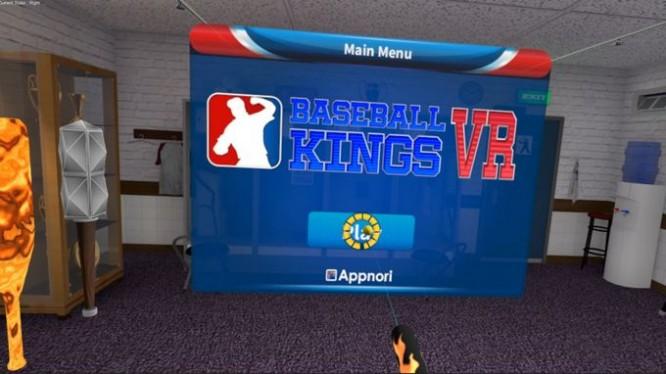 Baseball Kings VR PC Crack
