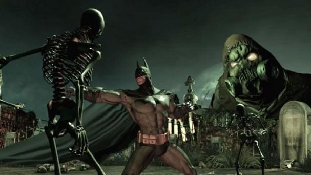 Batman: Arkham Asylum Game of the Year Edition PC Crack